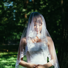 Wedding photographer Nina Potapova (ninapotapova). Photo of 03.09.2015