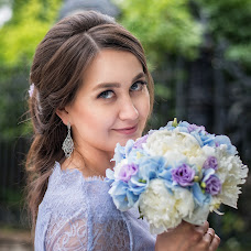 Wedding photographer Ulyana Kanadina (id8000198). Photo of 05.07.2018