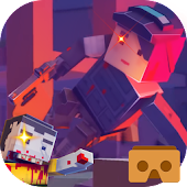 Pixel Strike Zombies VR