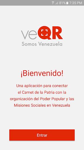veQR - Somos Venezuela 2.0.0 screenshots 1