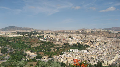 Photo: View of Fes