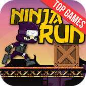 Top Games : Ninja Run