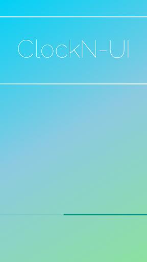 ClockN - UI