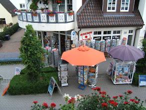 Photo: Orts-Impressionen aus dem Ostseeheilbad ZINGST/ Darß( Strandstraße, Zingst ) ( siehe auch www.freie-ferienwohnung-zingst.de und www.binz-zingst-kuehlungsborn.de )