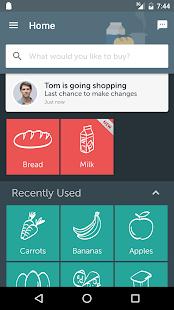 Bring! Shopping List Screenshot 3