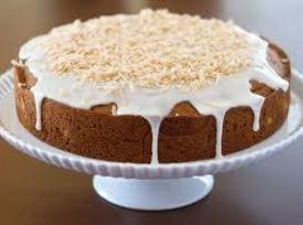 For frosting; combine all ingredients except whipped topping, in a bowl; beat until well...