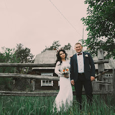 Wedding photographer Nadezhda Zolotareva (nz1989). Photo of 15.05.2016