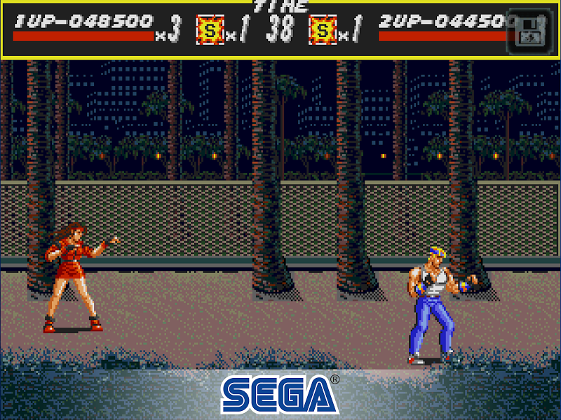 Streets of Rage Classic Screenshot 13