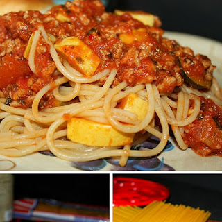 Kid Friendly Vegetable Spaghetti