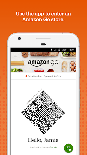 Amazon Go for Android apk 1