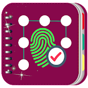App Secure diary with fingerprint and lock apk for kindle fire