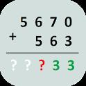 تحدي الرياضيات للاذكياء icon