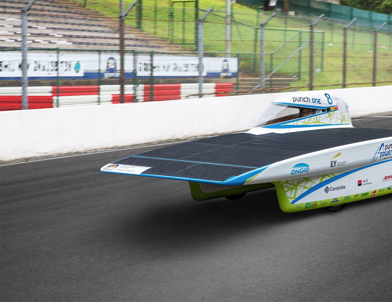 24 hours iLumen European Solar Challenge 2018