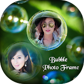 Bubble Photo Frames 2018 - Bubble Photo Editor