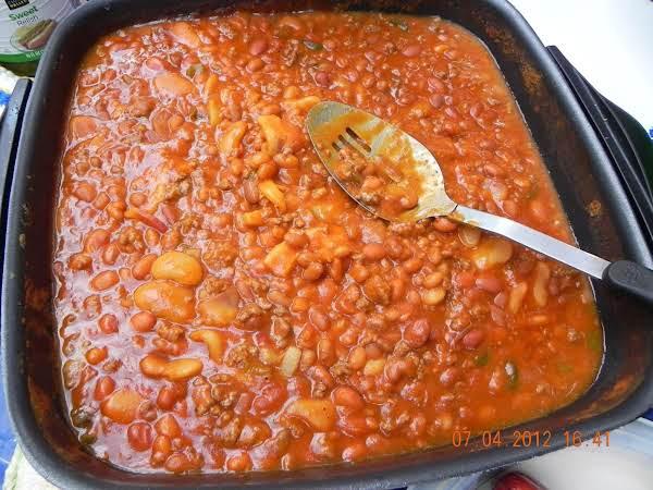 Little Momma's Simple Baked Beans