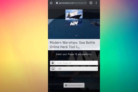 Modern Warships Sea Battle Hack Dollar Gold Upgrades Cheat Android IOS Apk Mod 3
