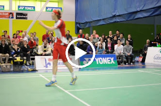 Video: Bobby Milroy in the finals on the way to become the Canadian champion for 2013. Bobby Milroy [2] vs. Alex Pang [1]  21-17,21-16