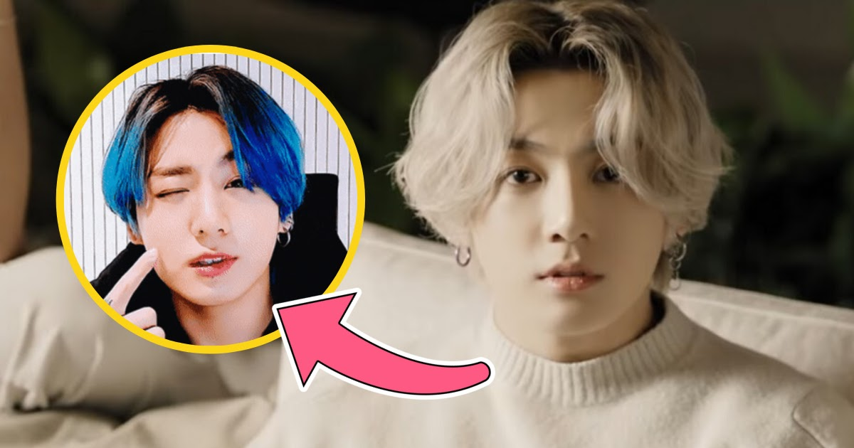 Here Is Bts Jungkook S Crazy Hair Evolution Since 2021 Started Koreaboo