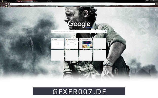 The Walking Dead (unoffical) - Chrome Web Store