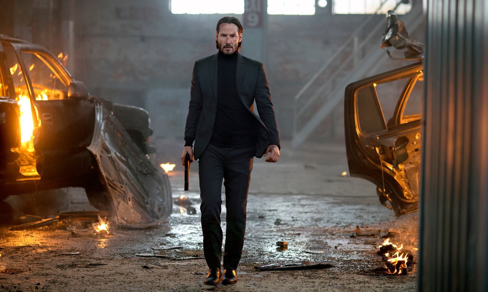 Does John Wick use SMS Broadcasting? We think he should.