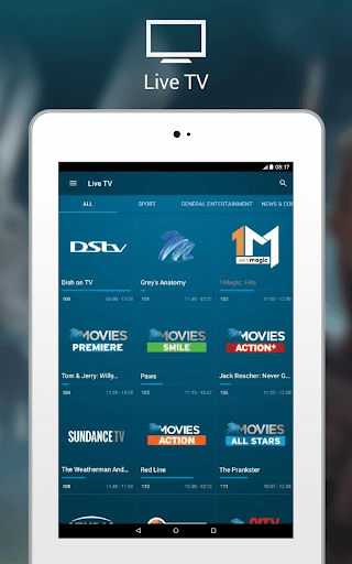 DStv Now 2.1.10 screenshots 14