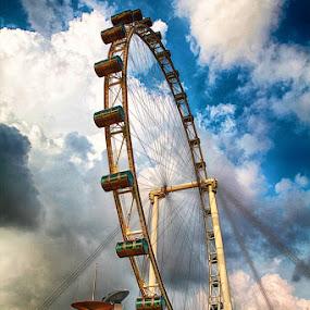 by Budi Hartono - City,  Street & Park  Amusement Parks