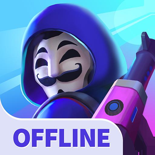Heroes Strike - 3v3 MOBA & Battle Royale - Offline