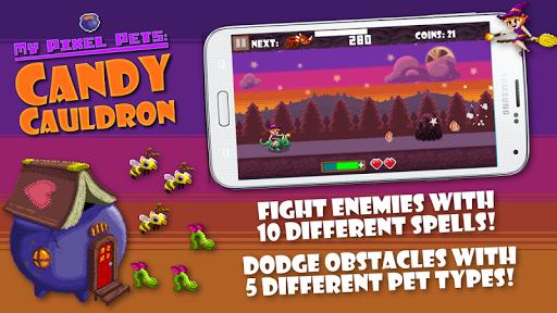 My Pixel Pets: Candy Cauldron