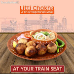 Train food service in Bilaspur