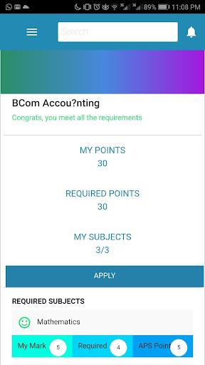 Gradesmatch App screenshot 7
