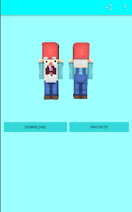 New Skins Cartoon For MCPE Apps On Google Play - Skins para minecraft orochimaru