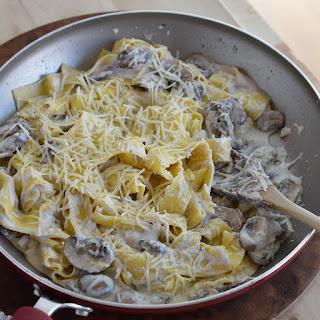 Garlic Olive Oil Cream Pasta Recipes