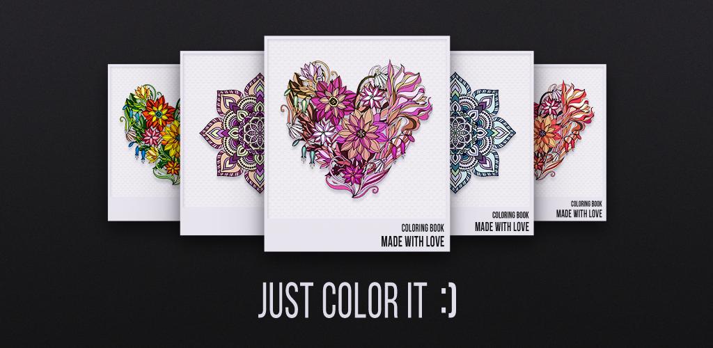 Coloring Book 2017 With Mandalas 180 Apk Download