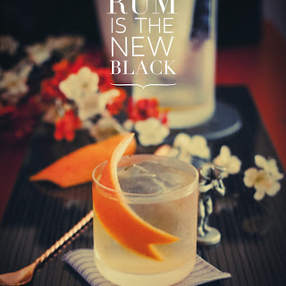 Rum Is The New Black.