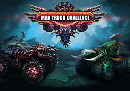Mad Truck Challenge – Shooting Fun Race 5
