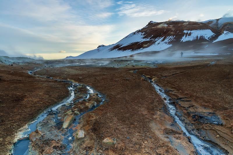 Hverir (Islanda) la valle che fuma! di Bitop62