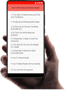 How to Win Friends and Influence People Summary Mod Apk Download For Android 2