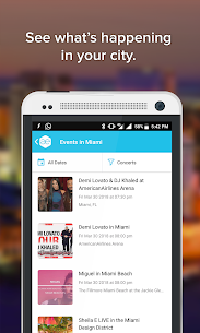 All Events in City – Discover Events On The GO 1
