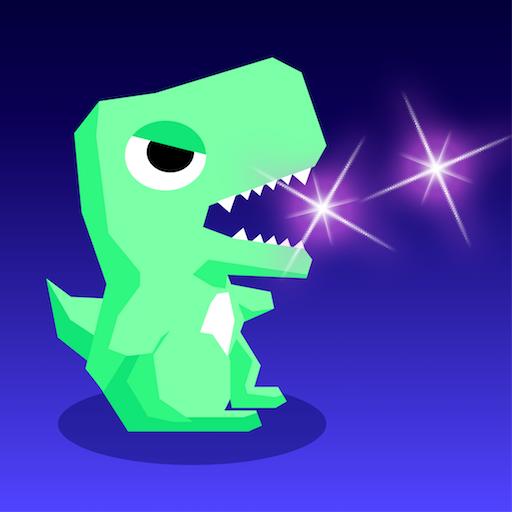Tap Tap Dino : Dino Evolution (Idle & Clicker RPG) Icon