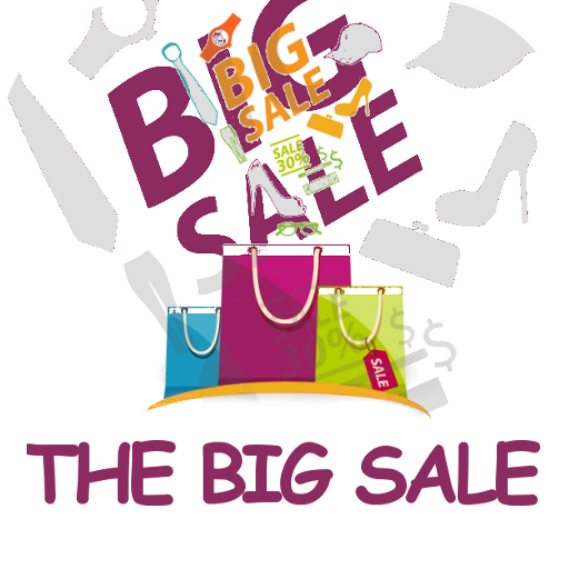 BIG SALE Shopping Center- All Shopping Brands