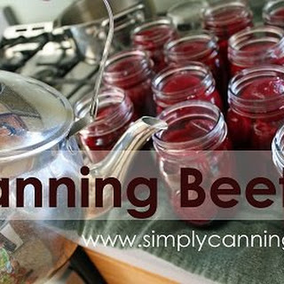 Canning Beets Recipes