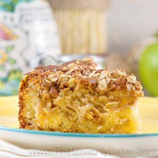 Apple Oat Slice Recipes