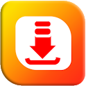 All video downloader - Snap Video Download App icon