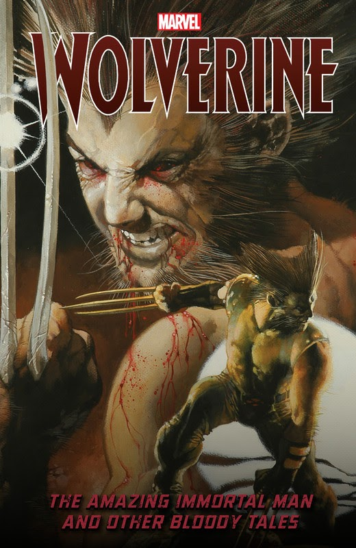 Wolverine: The Amazing Immortal Man and Other Bloody Tales (2008)