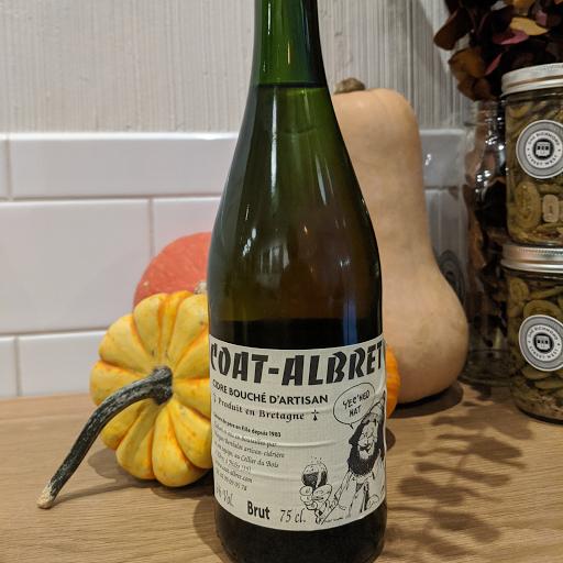 Coat Albret Cider