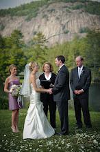 Photo: Wedding Officiant, Marriage Minister, Notary, Justice Peace - Brenda Owen - www.WeddingWoman.net The High Hampton - Cashiers, NC -  May 2011 -  Photo Courtesy Sposa Bella Photography -  http://WeddingWoman.net -