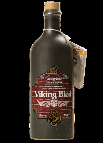 Logo of Dansk Mjød Viking Blod