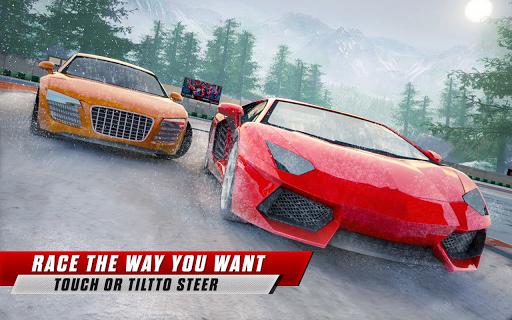 Snow Driving Car Racer Track Simulator 1.02 screenshots 9