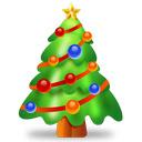Christmas Tree Custom New Tab - freeaddon.com
