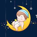 نوم الأطفال: موسيقى تنويم الأطفال بدون انترنت icon